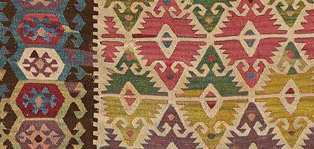 A Nomad's Art: Kilims of Anatolia