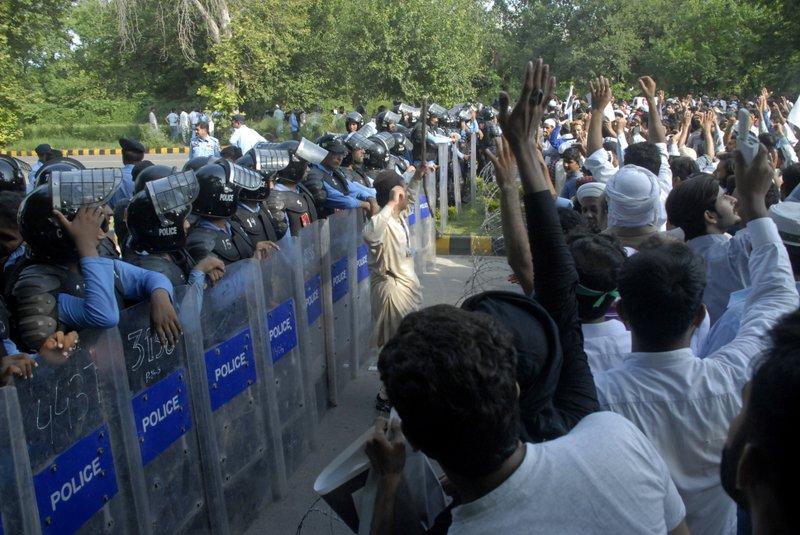 Pakistan Condemns Planned Anti-Islam Cartoon Contest