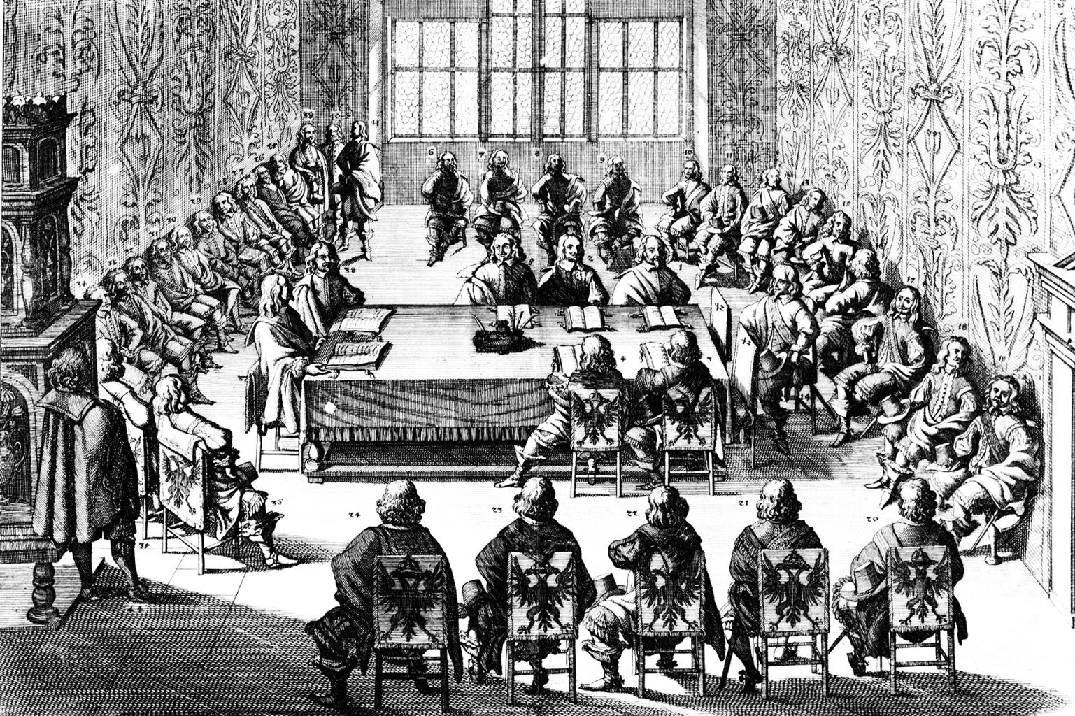 Meet the Middle East's Peace of Westphalia Re-enactors