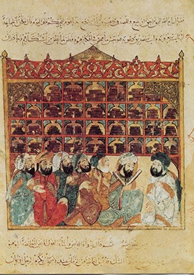 Professional Mobility in the Islamic Lands (900-1600): ʿulamāʾ, udabāʾ, and Administrators