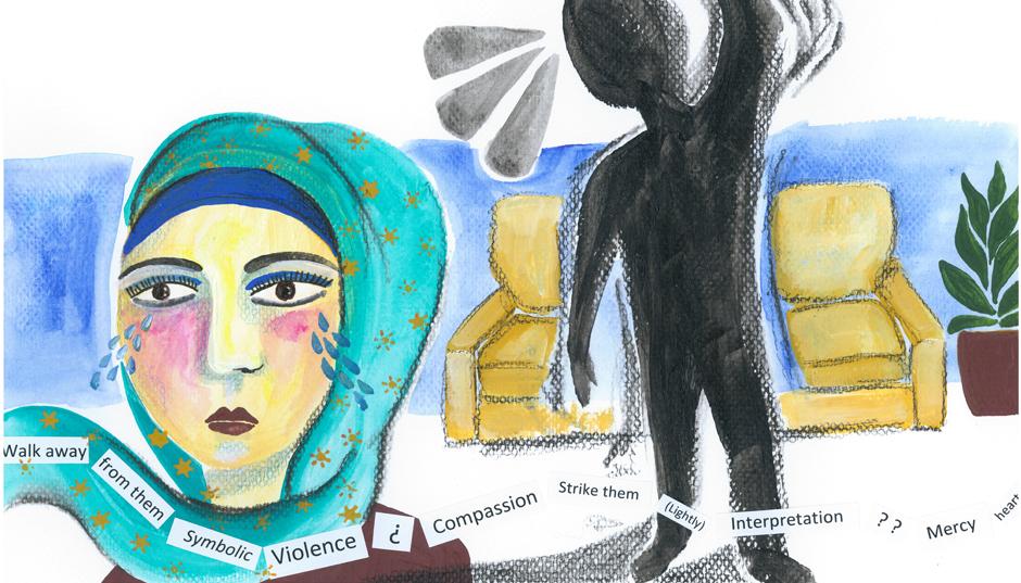 The Koran verse splitting imams on domestic violence