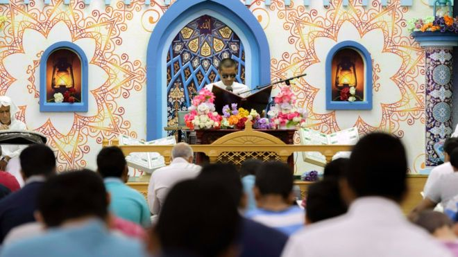 Saudi Arabia Develops 'Rate My Sermon' App
