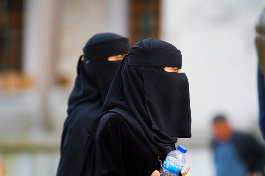 Burqa Comments Like Boris Johnson's are Pushing Muslims to Reassert Their Identity