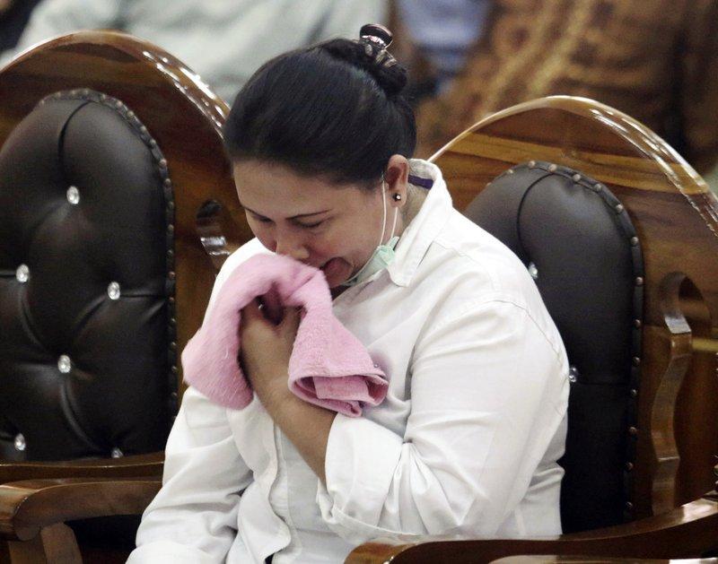 Indonesia blasphemy woman endures cramped cell, bad food