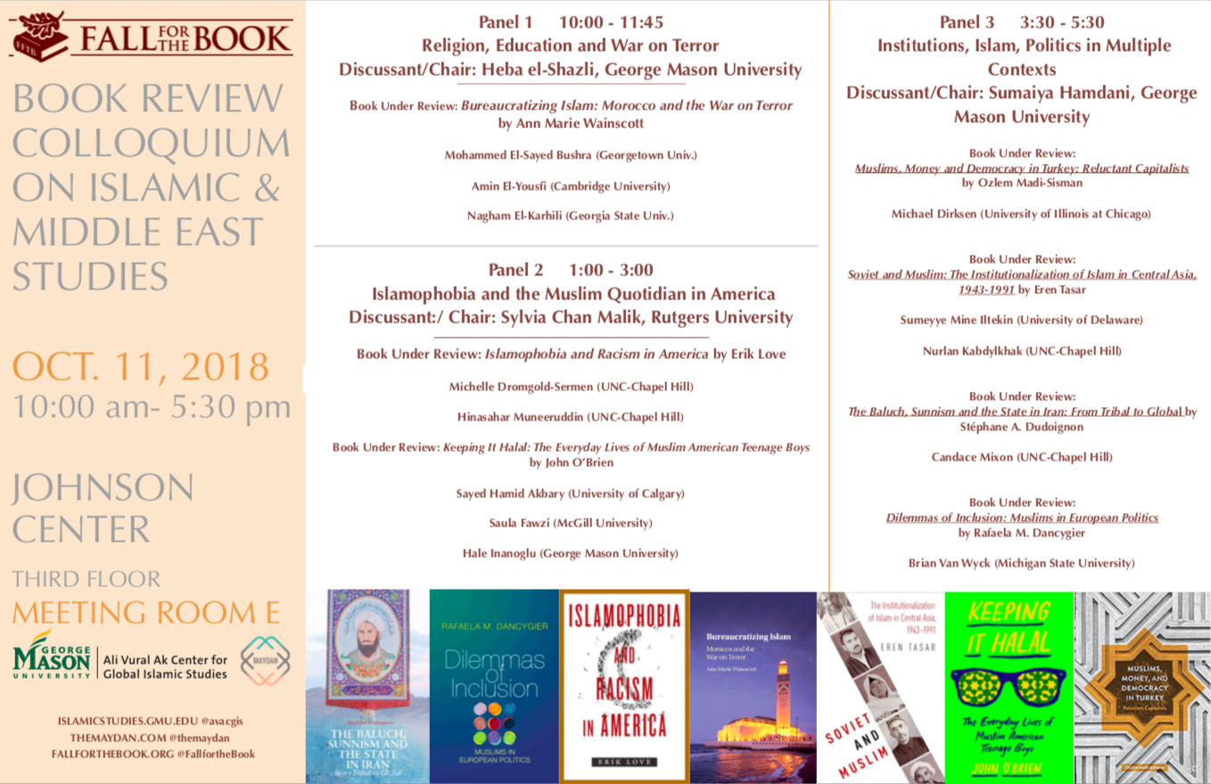 Second Annual Graduate Student Book Review Colloquium on