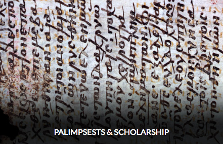 The Sinai Palimpsests Project