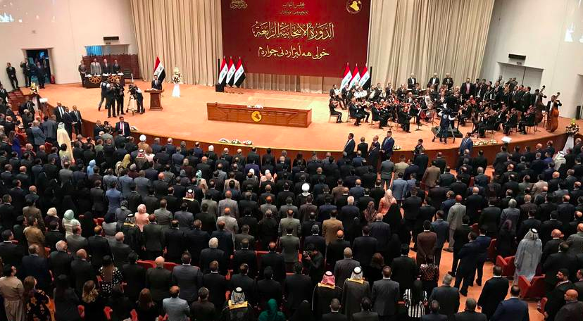Shiite split heats up as Iraqi lawmakers fail to elect speaker
