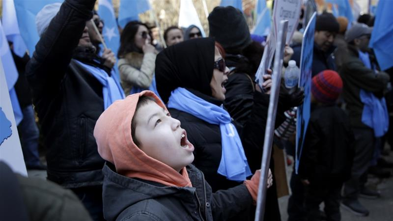 Amnesty demands answers on China internment of Uighurs