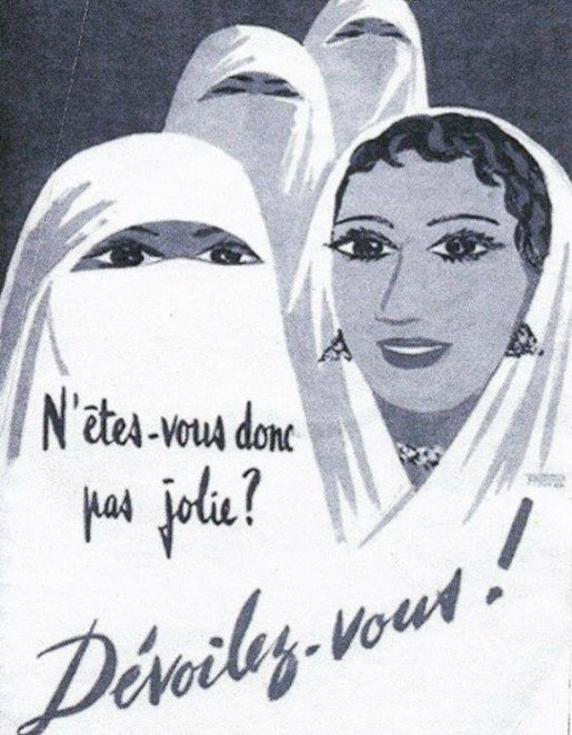 A Miss France with a hijab? Not a chance!