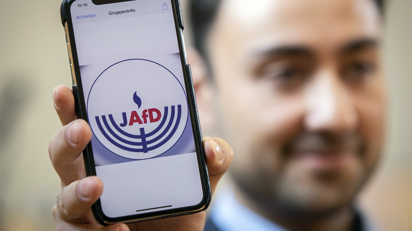 Jewish lobby in far-right German party denounced for anti-Muslim views