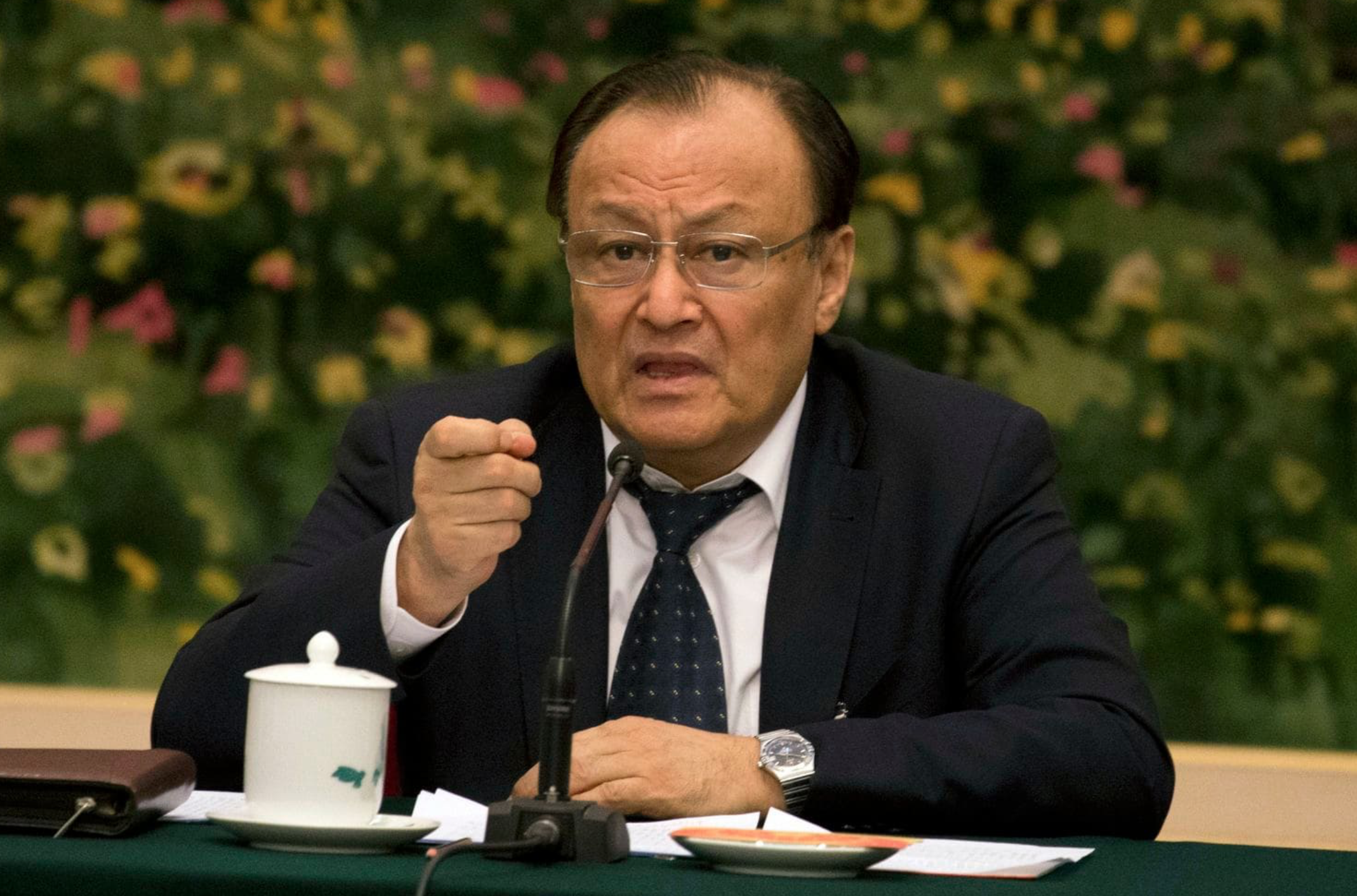 China defends its 'people-oriented' Muslim reeducation program as job training