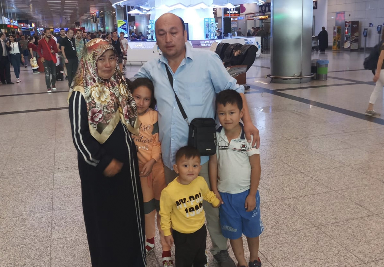 Former Chinese internment camp detainee denied US visa