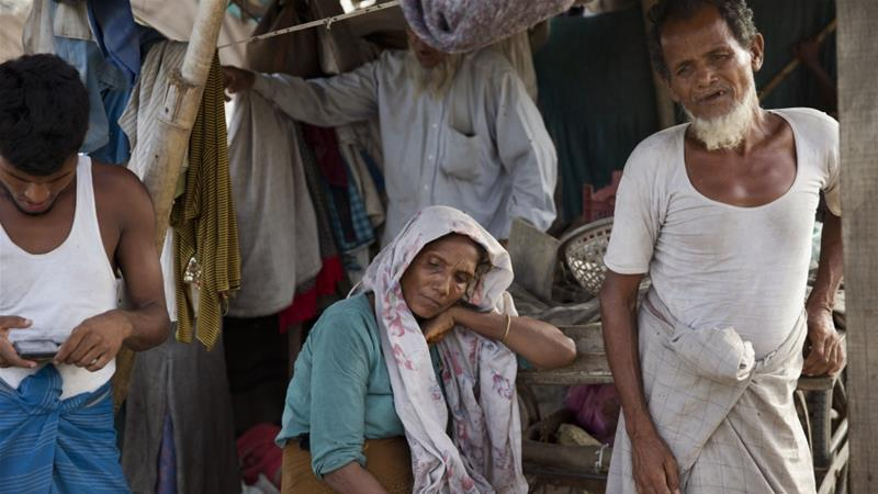 Rohingya: 'Better to kill us in India than deport us to Myanmar'