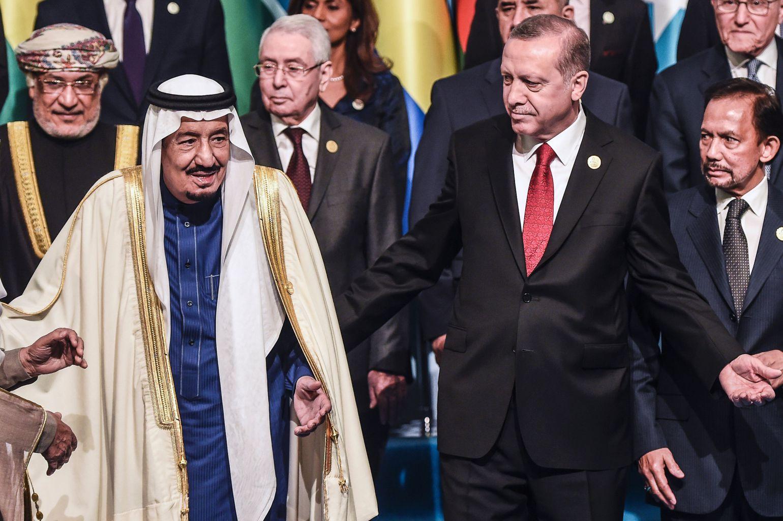 Khashoggi's Death Is Highlighting the Ottoman-Saudi Islamic Rift