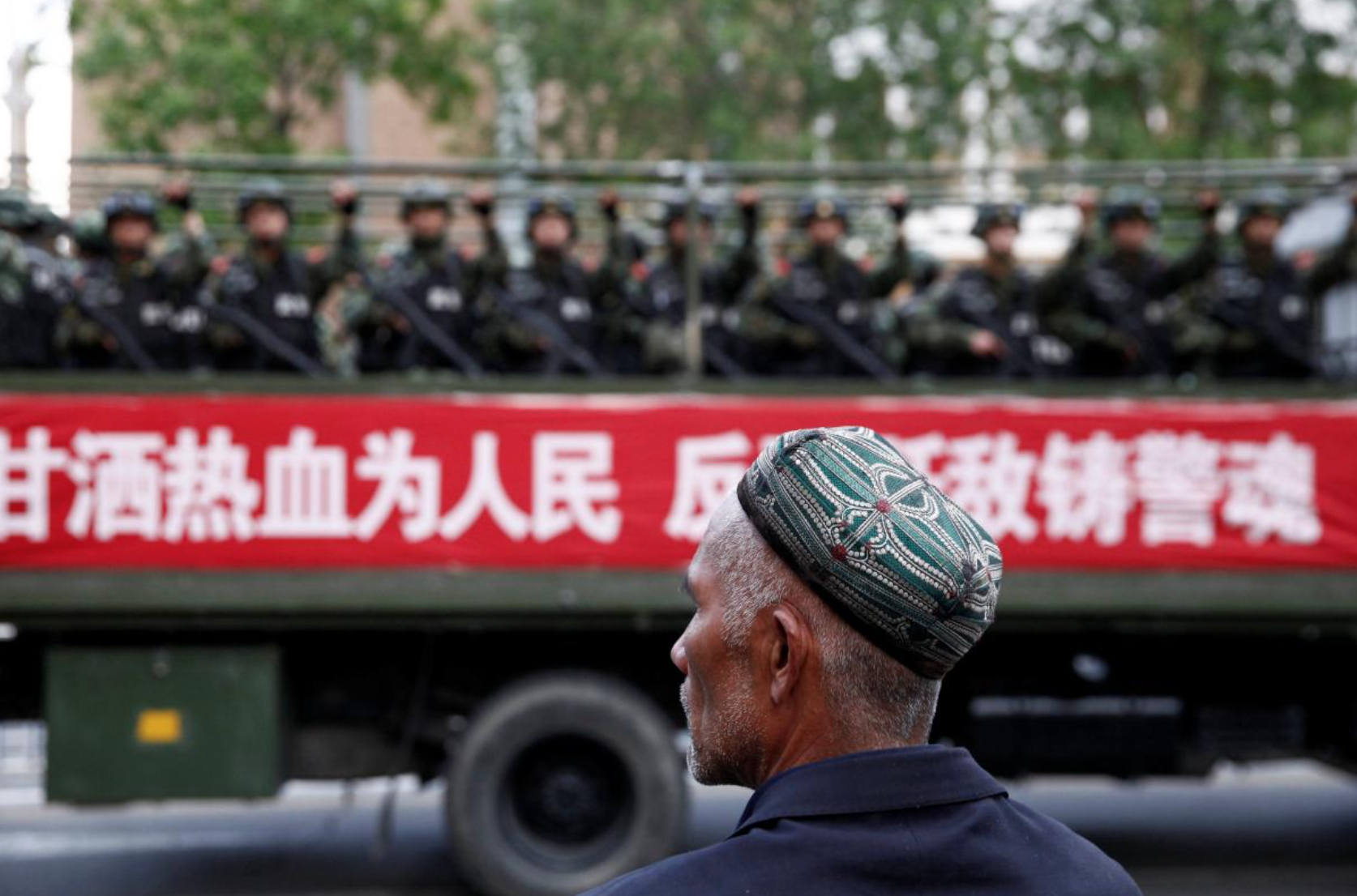 China mounts publicity campaign to counter criticism on Xinjiang