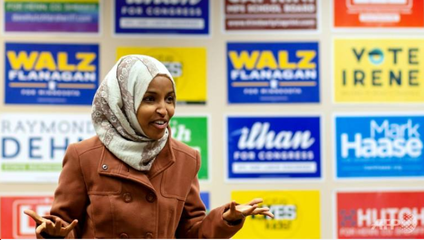 US voters poised to elect 2 Muslim women to Congress