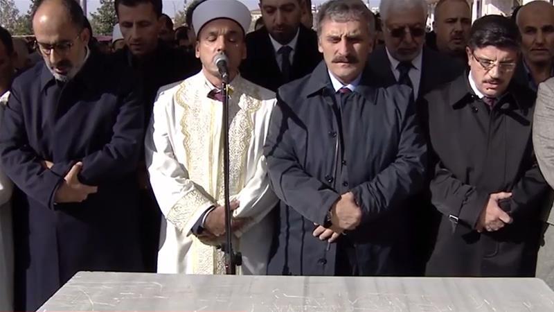 Funeral prayers held for Jamal Khashoggi in Mecca and Medina