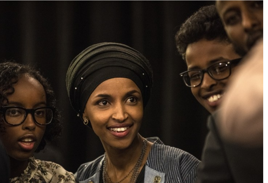 Congresswoman-Elect Ilhan Omar Shares Advice for Young People and How She Deals With Islamophobia