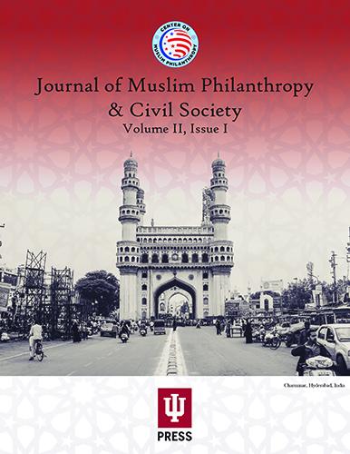 Journal of Muslim Philanthropy & Civil Society