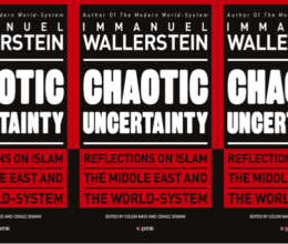 world system theory by wallerstein