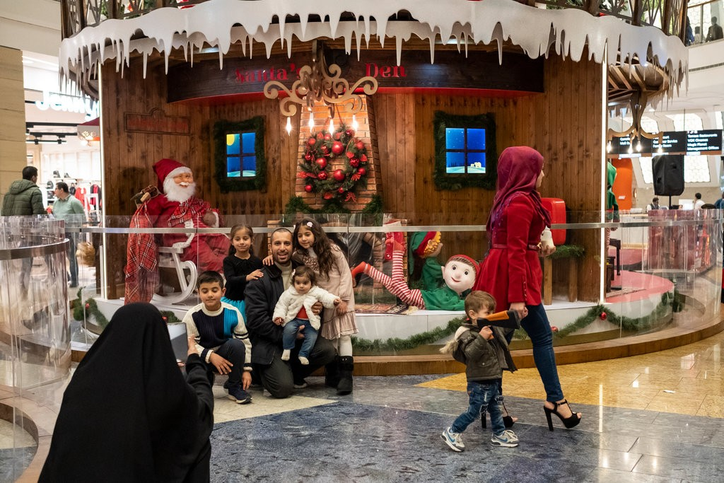 Christmas in Lebanon: 'Jesus Isn't Only for the Christians'
