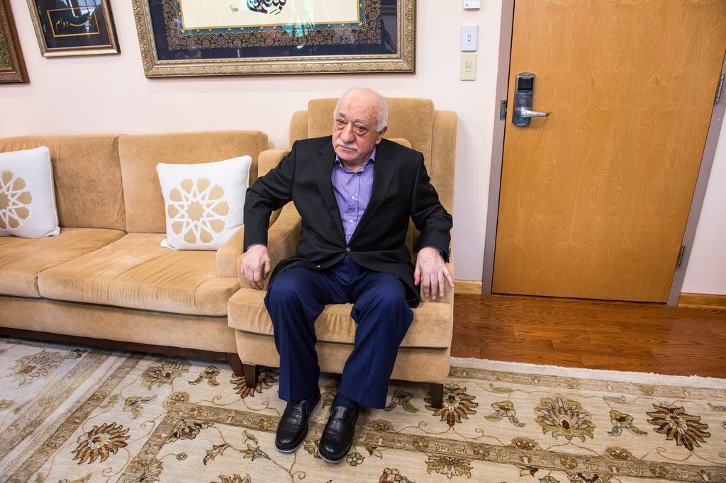 The U.S. Is 'Working On' Extraditing Gulen, Top Turkish Official Says