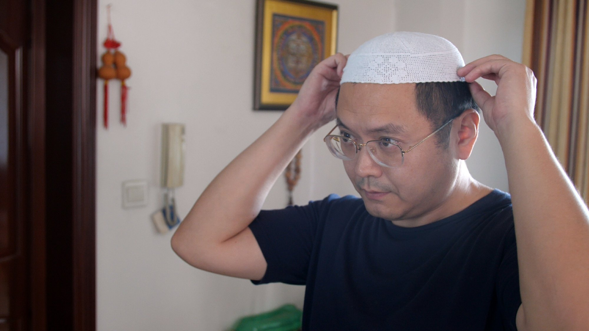 Hui poet fears for his people as China 'Sinicizes' religion