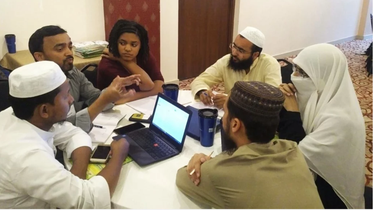 Madrasa Discourses equip tomorrow's Islamic scholars with scientific literacy