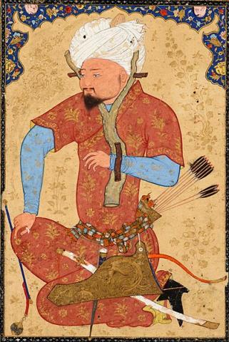 Treasures of Islamic Manuscript Painting, The Morgan Library & Museum