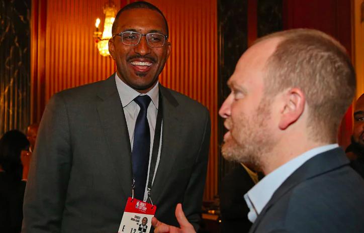 Shareef Abdur-Rahim Named NBA G League President as Malcolm Turner Steps Down