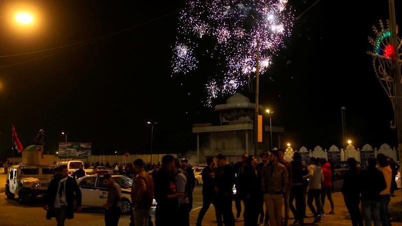 Iraq's grand Sunni mufti forbids participation in New Year's celebrations