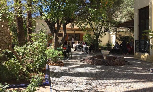 The Arabic Language Institute in Fez (ALIF)
