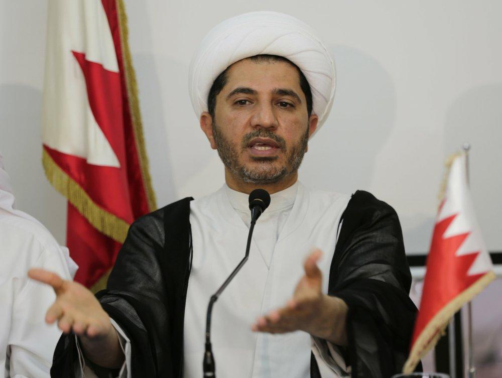 Bahrain court upholds life sentences for opposition figures