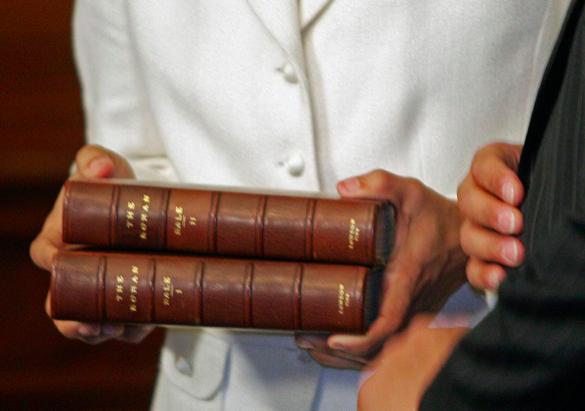 The complicated history of Thomas Jefferson's Koran