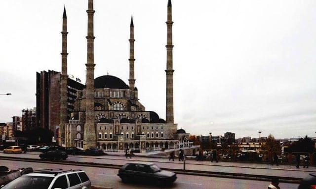 Turkey's gift of a mosque sparks fears of 'neo-Ottomanism' in Kosovo