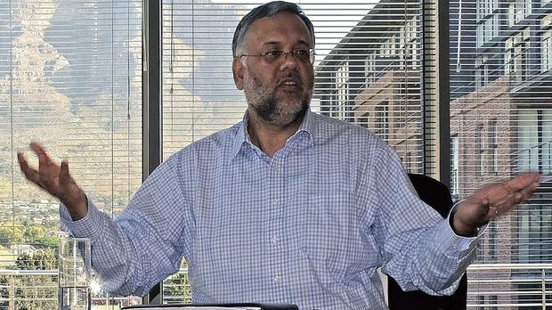 Ebrahim Rasool accused of 'un-Islamic' practices at daughter's wedding