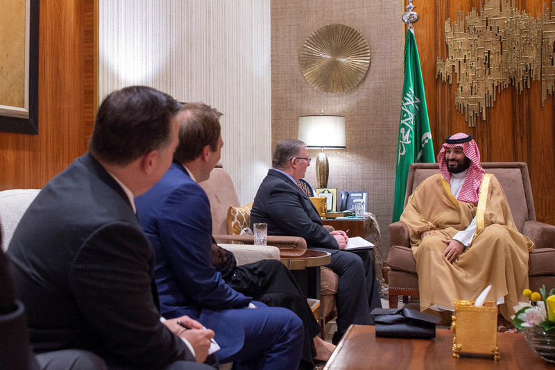 Evangelicals Seek Detente With Mideast Muslim Leaders As Critics Doubt Motives