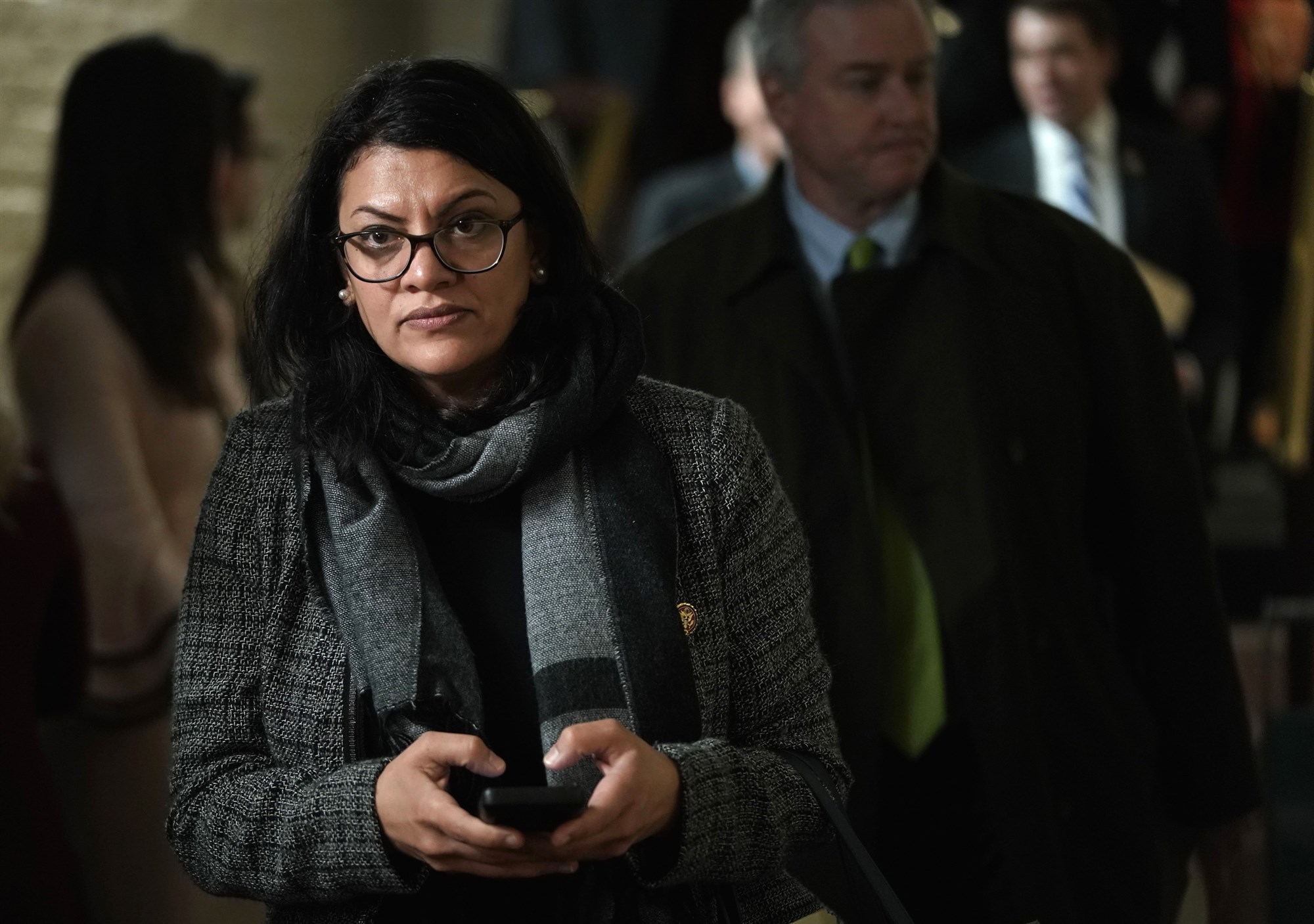Florida official facing calls to resign for saying Muslim Rep. Tlaib might 'blow up' U.S. Capitol