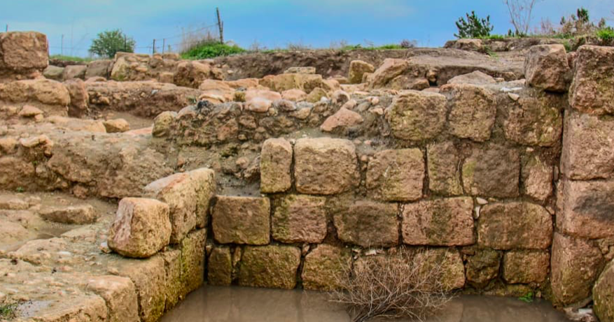 1,200-year-old Islamic-period Town Found in Israel, but You Will Never See It