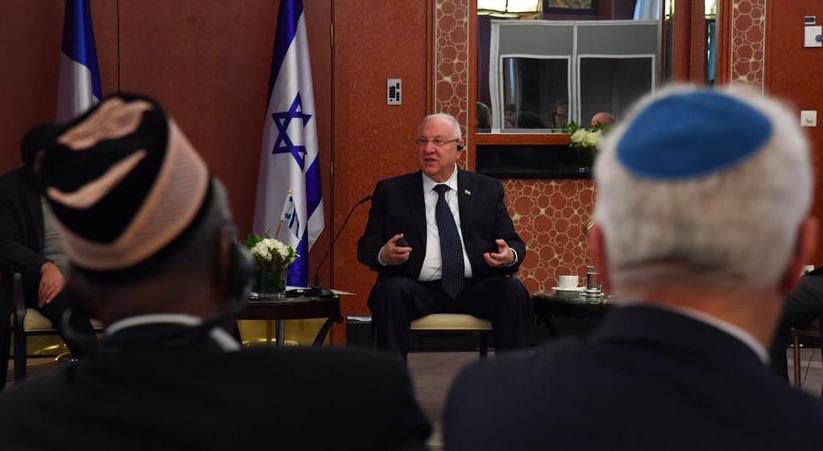 Israel's president hails interfaith dialogue