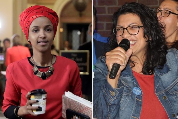 Activists reject US resolution accusing Muslim congresswomen of anti-Semitism