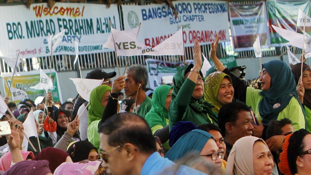 Philippines' Muslim region votes on new autonomy law