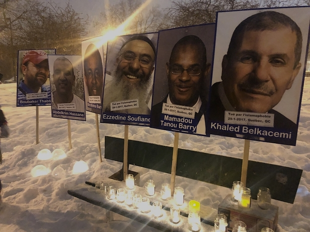 'It could have been us': Canadians rally on two-year anniversary of mosque massacre