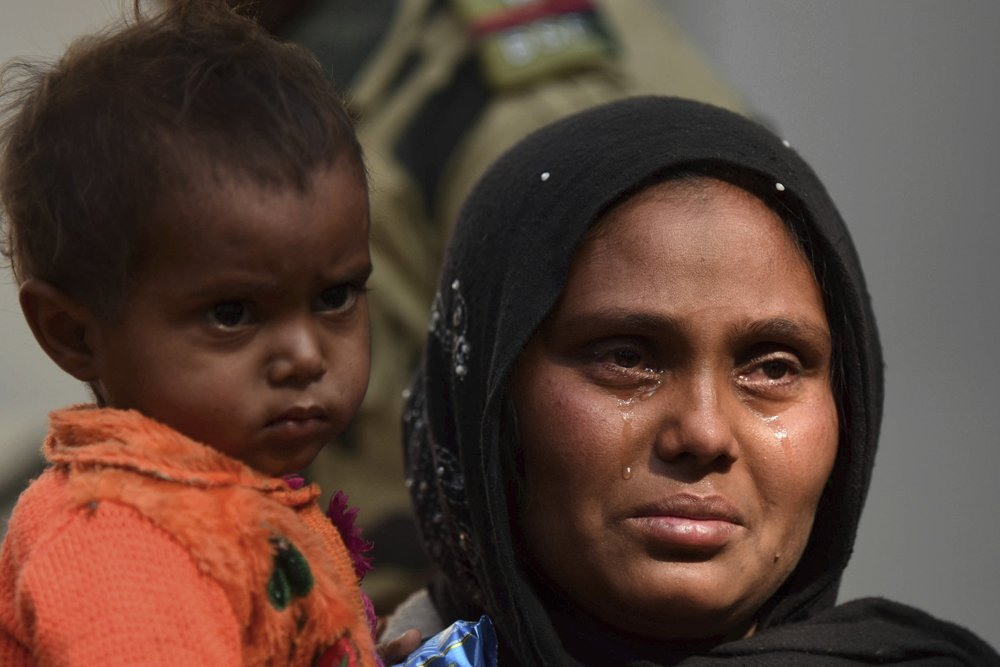Indian police arrest 61 Rohingya Muslims this week
