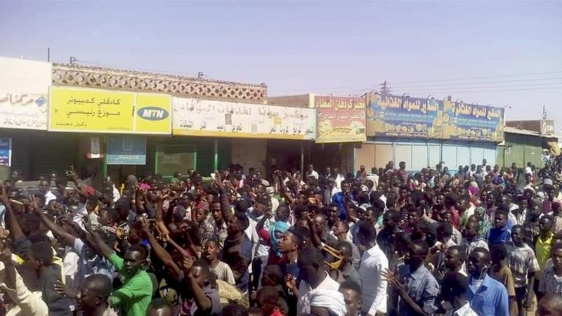 Sudan's protests: The revolt of the periphery