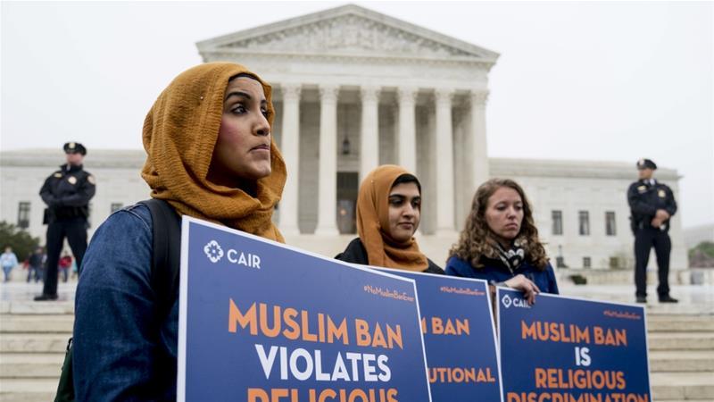 Trump's new 'anti-Muslim' appointee worries civil rights groups