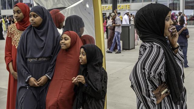 Black Muslims account for a fifth of all U.S. Muslims, and about half are converts to Islam