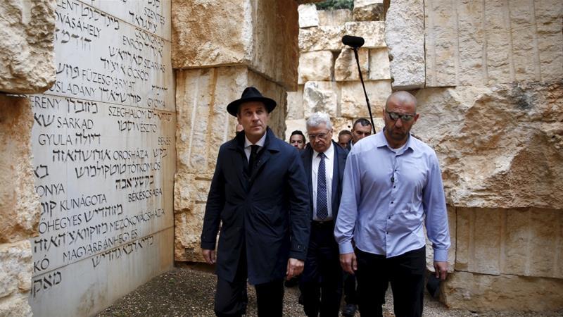 Blaming European anti-Semitism on Palestinians and Muslims