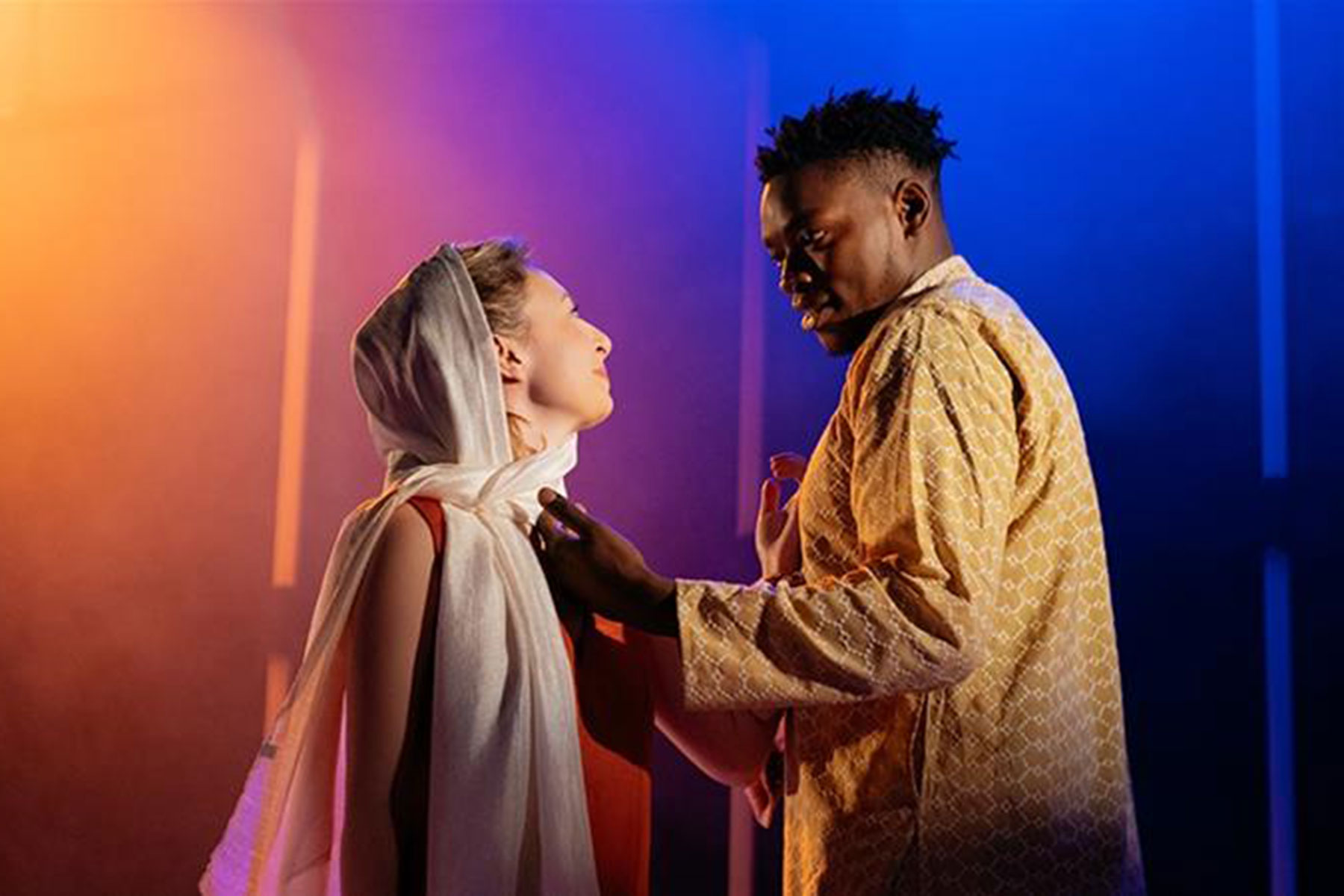 A Black Muslim Hero: Othello Adaptation Explores Religious Roots of Shakespeare's Tragic Moor