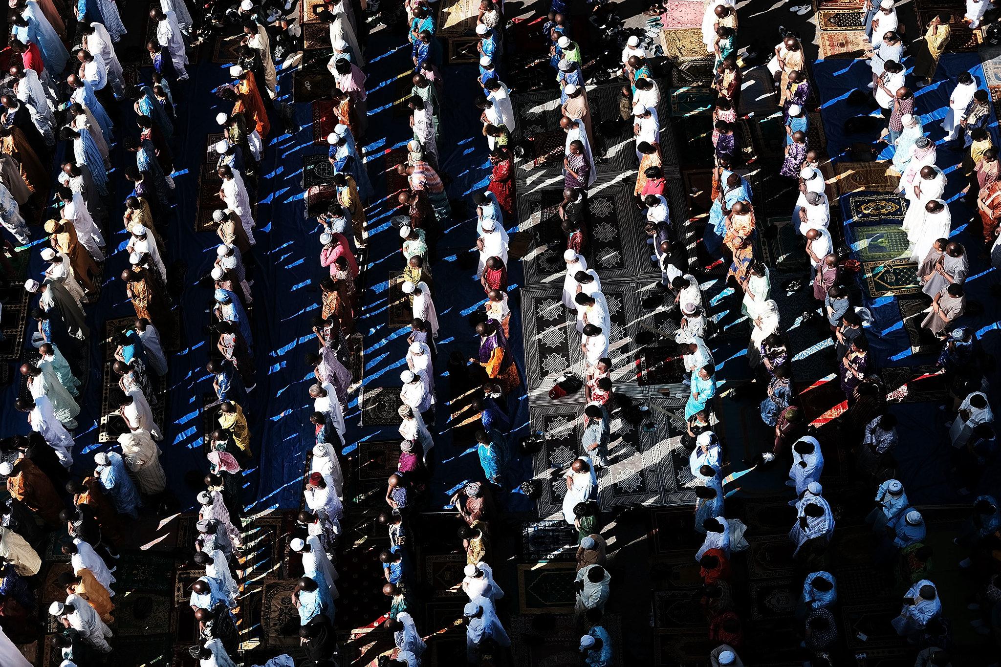 The Creeping Liberalism in American Islam